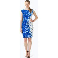 Sukienki hiszpanki: LAUREN RALPH LAUREN - Sukienka damska – Novellina, niebieski
