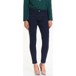 Spodnie damskie: SPODNIE DAMSKIE Z EFEKTEM SHAPE UP