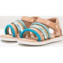 Gioseppo Sandały light brown. Brązowe sandały chłopięce Gioseppo, z materiału. Za 189,00 zł.