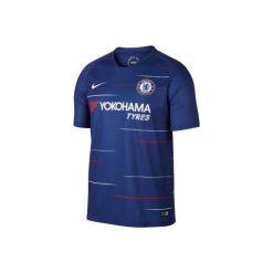 Koszulka Chelsea replika. Niebieskie t-shirty damskie Nike. Za 249,99 zł.