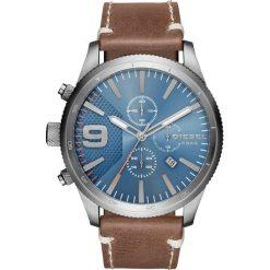 Zegarek DIESEL - Rasp Chrono 50Mm DZ4443 Brown/Silver. Brązowe zegarki męskie Diesel. Za 849,00 zł.