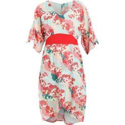 Sukienki hiszpanki: Smash TELMA Sukienka letnia red