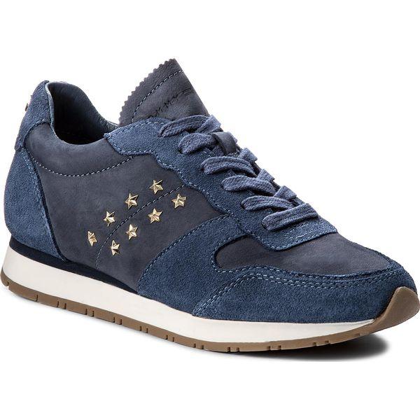 bdbae69762c Sneakersy TOMMY HILFIGER - Izzy 2C FW0FW02595 Jeans 013 - Niebieskie ...