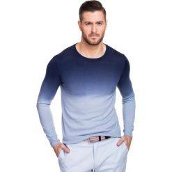 Sweter PIETRO SWWS000103. Niebieskie swetry klasyczne męskie Giacomo Conti, m, z bawełny. Za 229,00 zł.