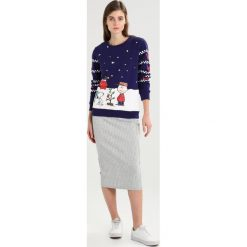 Odzież damska: Vans PEANUTS CHRISTMAS CREW Bluza multicoloured