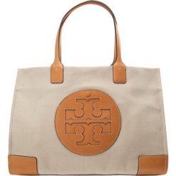 Tory Burch ELLA CANVAS Torba na zakupy natural/ivory. Brązowe shopper bag damskie Tory Burch. W wyprzedaży za 743,40 zł.