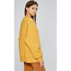 Adidas by Stella McCartney - Bluza. Pomarańczowe bluzy rozpinane damskie adidas by Stella McCartney, l. W wyprzedaży za 259,90 zł.