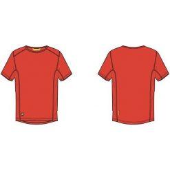 T-shirty męskie: KILLTEC T-Shirt męski Pauly czerwony r. XL (21875)