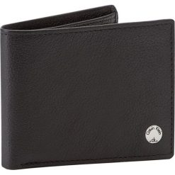 Portfele męskie: Duży Portfel Męski CALVIN KLEIN BLACK LABEL – Seal 5CC + Coin K50K500689  001