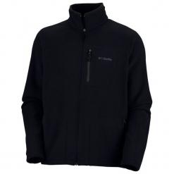 Columbia Bluza Męska Fast Trek Ii Full Zip Fleece Black S. Czarne bluzy męskie rozpinane Columbia, m, z kapturem. Za 195,00 zł.