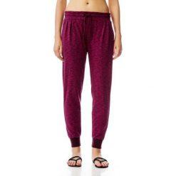 Spodnie dresowe damskie: Timeout Spodnie Dresowe Damskie Xs Burgund