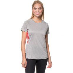 """T-shirty damskie: Koszulka funkcyjna """"Three Strikes"""" w kolorze szarym"""
