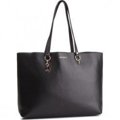 Torebka COCCINELLE - DS5 Alpha E1 DS5 11 02 01 Noir 001. Czarne torebki klasyczne damskie Coccinelle, ze skóry. Za 1249,90 zł.
