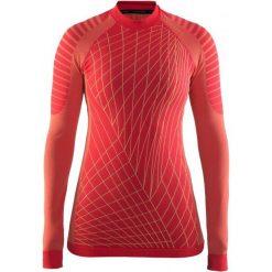 Craft Koszulka Termoaktywna Z Długim Rękawem Active Intensity Pink L. Różowe bluzki sportowe damskie marki Craft, l. W wyprzedaży za 129,00 zł.