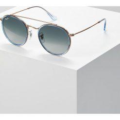 RayBan Okulary przeciwsłoneczne grey gradient/dark grey. Szare okulary przeciwsłoneczne damskie lenonki marki Ray-Ban. Za 609,00 zł.
