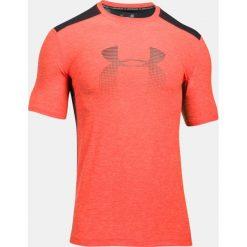 Under Armour Koszulka męska Raid Graphic czerwono-szara r. M (1298816-963). Szare koszulki sportowe męskie marki Under Armour, z elastanu, sportowe. Za 105,21 zł.