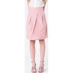 Spódniczki: Spódnica w kolorze różowym