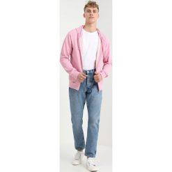 Knowledge Cotton Apparel HOOD GOTS Bluza rozpinana orchid pink. Czerwone kardigany męskie Knowledge Cotton Apparel, m, z bawełny. Za 419,00 zł.