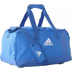 Torby podróżne: Adidas Torba sportowa Tiro Team Bag Small 30 Blue/Bold Blue/White (BS4746)