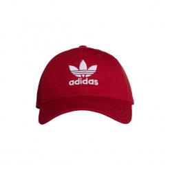 Czapki z daszkiem adidas  Czapka Trefoil Classic. Czerwone czapki z daszkiem męskie Adidas. Za 69,95 zł.