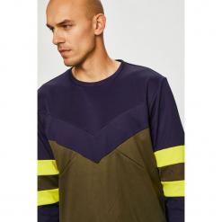 Calvin Klein Performance - Bluza. Szare bluzy męskie rozpinane marki MEDICINE, l, z bawełny, bez kaptura. Za 399,90 zł.