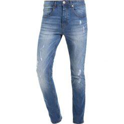 LOYALTY & FAITH TIMBER Jeans Skinny Fit mid wash. Niebieskie jeansy męskie marki LOYALTY & FAITH. W wyprzedaży za 134,10 zł.