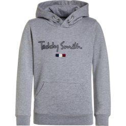 Teddy Smith SEVEN Bluza z kapturem gris chine. Niebieskie bluzy chłopięce rozpinane marki Teddy Smith, z bawełny. Za 169,00 zł.