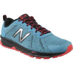 Buty sportowe męskie: New Balance Buty męskie  MT590LV4  niebieskie r. 42
