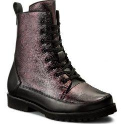 Trapery LASOCKI - SOFIA WKL-7 Bordowy. Czerwone buty zimowe damskie Lasocki, ze skóry. W wyprzedaży za 160,99 zł.