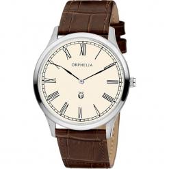 Zegarek kwarcowy w kolorze brązowo-srebrno-beżowym. Brązowe, analogowe zegarki męskie Esprit Watches, ze stali. W wyprzedaży za 227,95 zł.