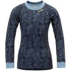 Northfinder Koszulka Dziewczęca Active 104 Czarna. Niebieskie bluzki dziewczęce z długim rękawem marki bonprix, z wełny, długie. Za 185,00 zł.