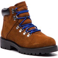 Trapery VAGABOND - Kenova 4457-040-32 Brandy. Brązowe buty zimowe damskie marki Vagabond, ze skóry. Za 549,00 zł.