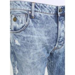 GStar ARC 3D SLIM Jeansy Slim Fit hadron stretch denim. Niebieskie jeansy męskie G-Star. W wyprzedaży za 365,40 zł.