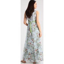 Długie sukienki: Sara' Długa sukienka mint/floral