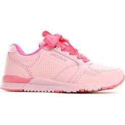 Różowe Buty Sportowe First Candy. Czerwone buty sportowe dziewczęce Born2be, z satyny, na płaskiej podeszwie, na sznurówki. Za 79,99 zł.