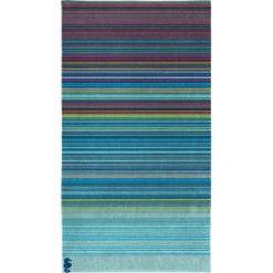 """Kąpielówki męskie: Ręcznik plażowy """"Sunset"""" w kolorze niebiesko-fioletowym"""