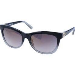 """Okulary przeciwsłoneczne damskie aviatory: Okulary przeciwsłoneczne """"JC567S 03C"""" w kolorze czarnym"""