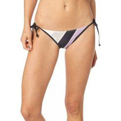 FOX Góra Od Bikini Momentum Side Tie S Czarny. Czarne bikini FOX, w koronkowe wzory. W wyprzedaży za 99,00 zł.