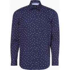 Andrew James Sailing - Koszula męska, niebieski. Niebieskie koszule męskie na spinki Andrew James Sailing, m, z klasycznym kołnierzykiem. Za 149,95 zł.