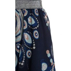 Desigual SERRATEIX Spódnica trapezowa blue. Niebieskie spódniczki dziewczęce trapezowe Desigual, z materiału. Za 219,00 zł.