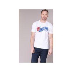 T-shirty z krótkim rękawem Ben Sherman  EXPERIENCE T-SHIRT. Białe t-shirty męskie marki Ben Sherman, m. Za 143,20 zł.