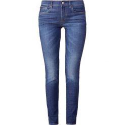 Polo Ralph Lauren VIETE  Jeans Skinny Fit bright medium ind. Niebieskie rurki damskie Polo Ralph Lauren, z bawełny. Za 719,00 zł.
