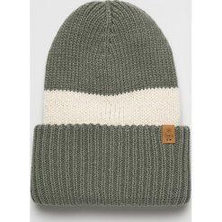Barts - Czapka. Szare czapki damskie marki Barts, na zimę, z dzianiny. W wyprzedaży za 84,90 zł.