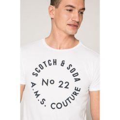T-shirty męskie z nadrukiem: Scotch & Soda – T-shirt