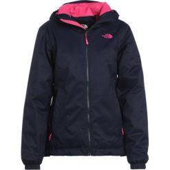 The North Face QUEST Kurtka Outdoor urban navy. Różowe kurtki sportowe damskie marki The North Face, m, z nadrukiem, z bawełny. W wyprzedaży za 479,20 zł.