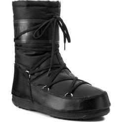 Buty zimowe damskie: Śniegowce MOON BOOT - W.E. Soft Shade Mid 24004600001  Black