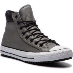 Trampki CONVERSE - Ctas Pc Boot Hi 162414C Mason/Black/White. Szare trampki męskie Converse, z gumy. W wyprzedaży za 309,00 zł.