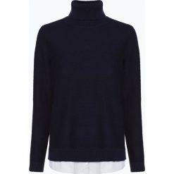 Esprit Casual - Sweter damski, niebieski. Niebieskie swetry rozpinane damskie Esprit Casual, l. Za 229,95 zł.