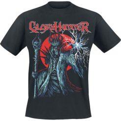 T-shirty męskie: Gloryhammer Universe On Fire T-Shirt czarny