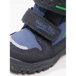 Buty zimowe chłopięce: Superfit HUSKY1 Śniegowce ocean/multicolor